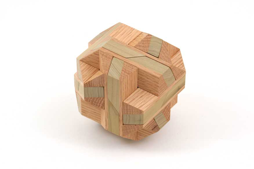 Egyptian Puzzle Ring Solution