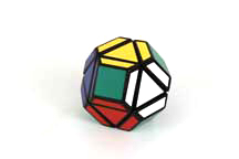 Fisher's Truncated Octahedron by Tony Fisher