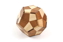 38-Move Dodecahedron Box by Kagen Schaefer