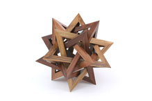 Merkaba #11 by Lee Krasnow