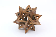 Merkaba #12 by Lee Krasnow