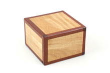 Visible Puzzle Box by Eric Kelsic