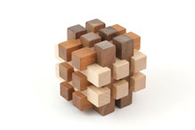 Lattice Puzzle by Bill Cutler / Jerry McFarland