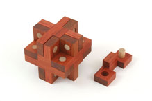 Frantix by Stewart Coffin / Interlocking Puzzles