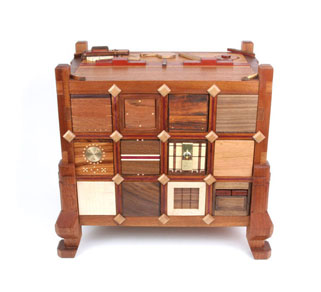 Apothecary Chest by Various contributors